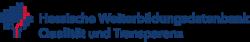 Wort-Bildmarke_blau-rot_Weiterbildungsdatenbank_1000x164px